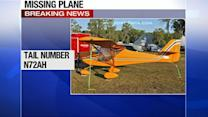 Plane missing after takeoff from Half Moon Bay