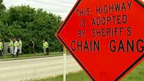 'Chain gangs' make a comeback in Fla. town