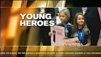 Hero kids kept their cool when they needed it most