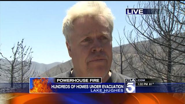 Man Who Lost Home in Powerhouse Fire Grateful Others Were Spared