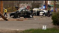 Two Killed In Crash After Car Chase In Avon