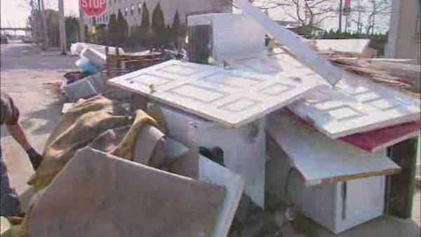 Health concerns after Sandy