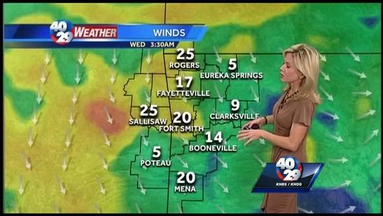 Laura's Weather Webcast Mar. 12th