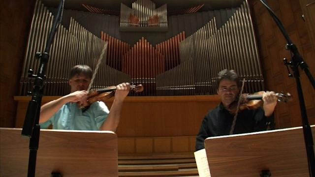 Romanian violinists gear up for Bucharest festival