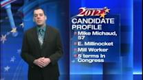 One-on-one with U.S. House candidate Mike Michaud