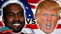 KANYE VS. TRUMP: Who Said It?! – Totally Clevver
