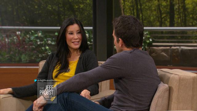 Is Lisa Ling's Father a Pothead?
