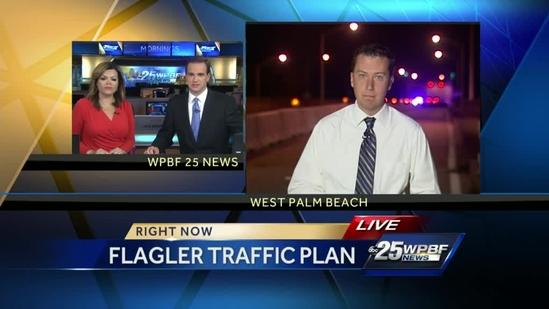Mayor offers alternatives as Flagler Bridge remains closed