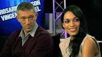 Language Lessons with Rosario Dawson and Vincent Cassel