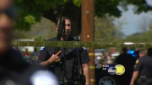 FPD on high alert after officer-involved shooting