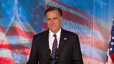 Raw: Romney concedes defeat in White House race