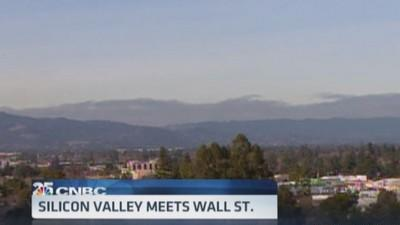 Silicon Valley Invades the Financial Markets