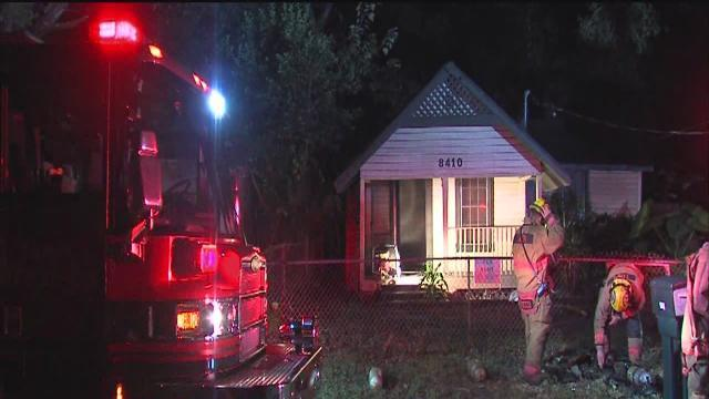 Tampa Fire Rescue investigating second house fire on North Brooks Street in less than 24 hours