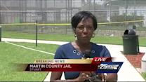 Suspicious package found at Martin County Jail