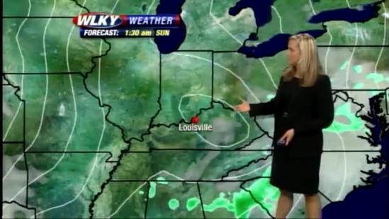 Friday Weather forecast for May 17th
