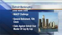 Detroit bankruptcy back in court