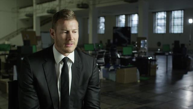 The Hitman's Wife's Bodyguard: Tom Hopper On His Character, 'Magnusson'