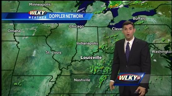 Friday Afternoon Weather Webcast
