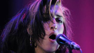 Amy Winehouse's Terrible Performance