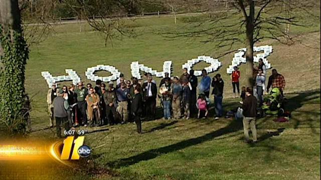 Rally urges state to keep promise on Dix