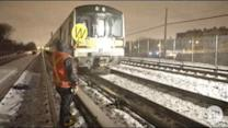 LIRR trains cancelled again due to derailment