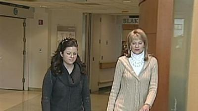 Donor, Patient Meet After Experimental Treatment