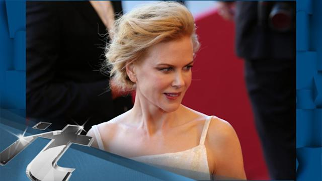 The Cannes Film Festival News Pop: Nicole Kidman Shines in Cannes Again With This Red Carpet Look