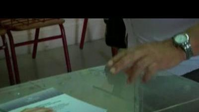 Voters head to the polls in Greece