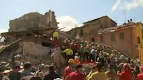 Italy Quake Zone Continues to Feel Aftershocks
