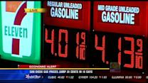 San Diego gas prices jump 28 cents in 10 days