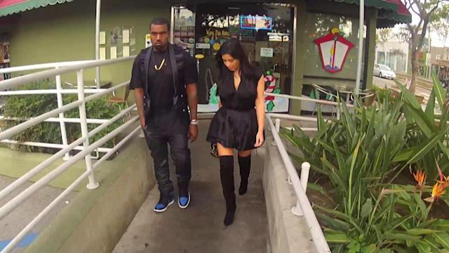 Kim Kardashian and Kanye West Might Wed As Early As May