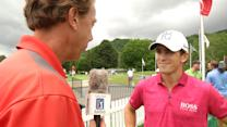 Leader interviews before Round 3 of The Greenbrier
