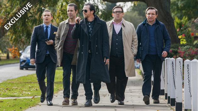 The World's End full trailer