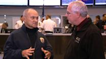 NYPD Commissioner Ray Kelly on Sandy aftermath in NYC