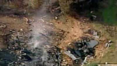 Military Aircraft Crashes In Adams County