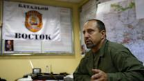 Pro-Russian rebel commander acknowledges fighters had BUK missile