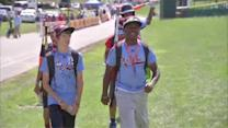 Taney Dragons prep for Little League World Series debut