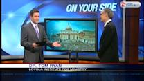 Expert discusses quick pope election