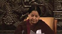 Jayalalithaa set to stake claim, Panneerselvam resigns as TN CM