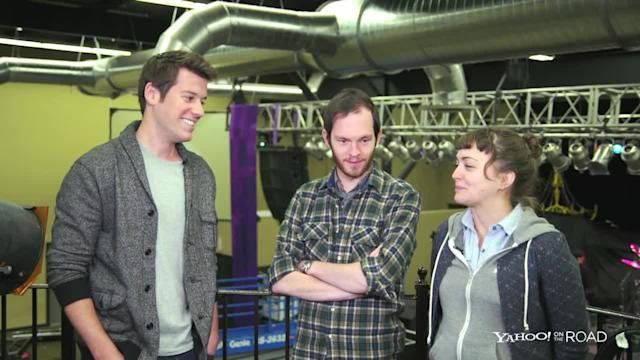 The Lumineers - On The Road Interview