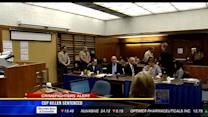 Man convicted in officer's 2010 death sentenced to 85 years to life in prison, plus 11 years