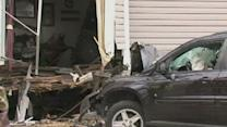 Car Wrecks Nothing New for Indy Couple