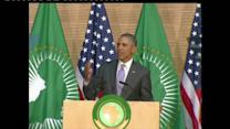 Obama makes historic Africa speech