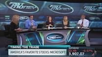 Sell Microsoft, core business declining: Trader