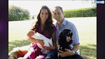Duke And Duchess Of Cambridge Share Family Photograph