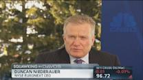 Retail investor 'scared' out of the market: Niederauer