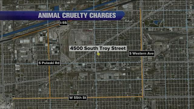 Man accused of setting trap of fishing hooks, lines for neighbor`s dog