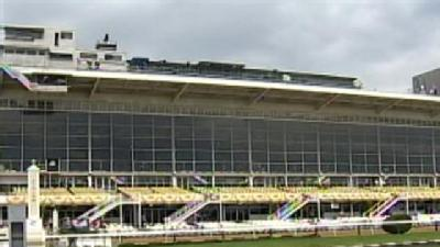 Almost There: Pimlico Gets Ready For Preakness