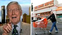 Home Depot co-founder reacts to gov't slimdown