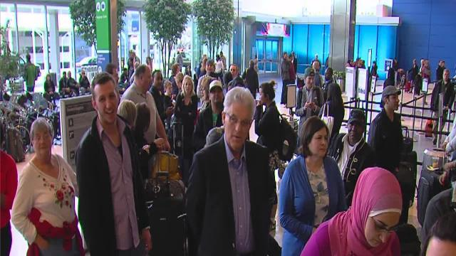 Passengers frustrated by Spirit Airlines delays